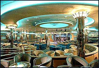 Lounge on Splendour of the Seas