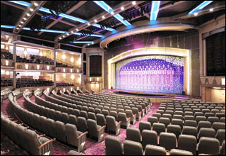 Palace Theatre on Explorer of the Seas