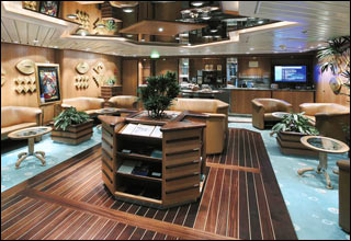 Concierge Club on Voyager of the Seas