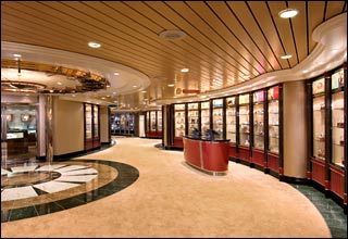 Liquor and Sundries on Majesty of the Seas