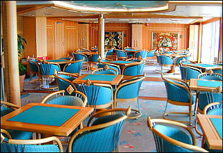Card Room on Grandeur of the Seas