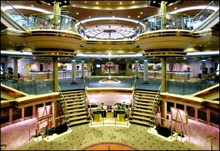 Centrum on Monarch of the Seas