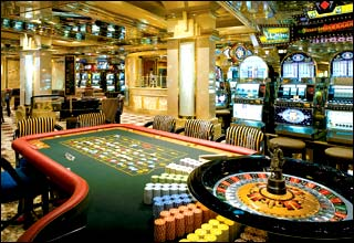 Fortune's Casino on Celebrity Solstice
