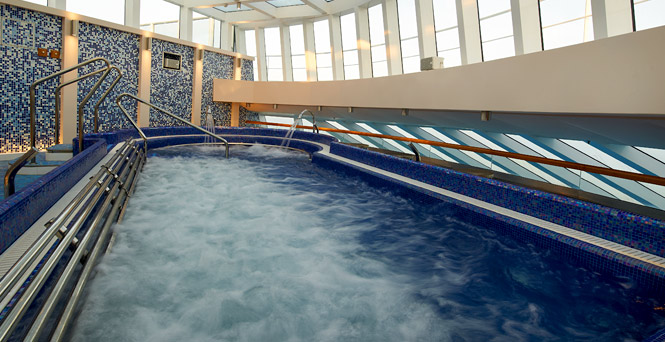 Hot Tubs on Carnival Sunshine